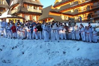 Zimowy obóz kondycyjny