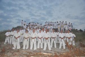 Letni obóz sportowy Karate Kyokushin - Łazy 2013