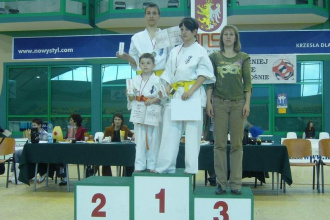 Międzynarodowy Turniej Karate Kyokushin o Puchar Prezydenta Krosna