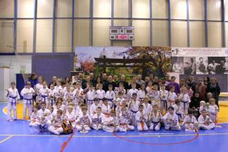 Mikołajkowy Turniej Karate Kyokushin – 8.12.2013