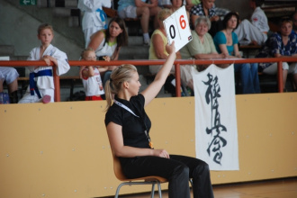 Mistrzostwa Sosnowca Karate Kyokushin o Puchar Prezydenta Miasta - 2011