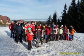 Obóz zimowy w Bukowinie Tatrzańskiej - 2011
