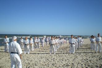 Obozy letnie karate kyokushin 2009