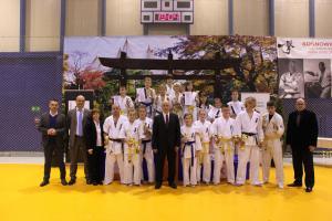 Ogólnopolski Turniej IKO Karate Kyokushin – Sosnowiec 7.12.2013