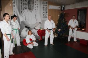 Trening wigilijny 2010