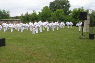 """Zakończenie roku szkoleniowego 2009/2010 i \""""Dzień Ojca\"""""""