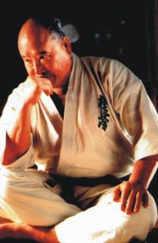 Siędzący Oyama