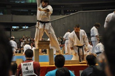 Tamashiwari Mistrza Świata