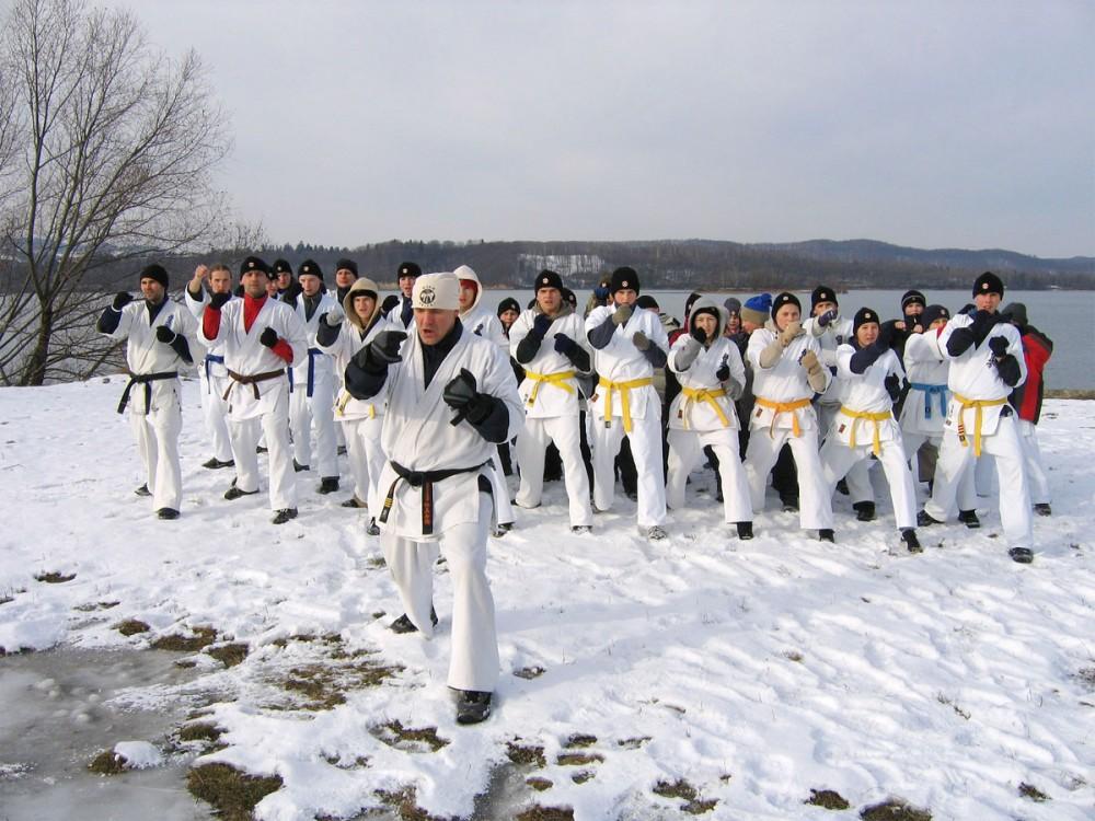 Obóz Karate Bukowina Tatrzańska