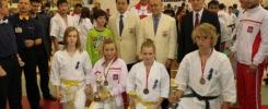 Mistrzostwa Europy Karate Kyokushin Juniorów – październik 2013