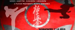 Ogólnopolski Turniej IKO Karate Kyokushin Dzieci, Młodzieży i Seniorów o Puchar Prezydenta Sosnowca - 7.12.2013